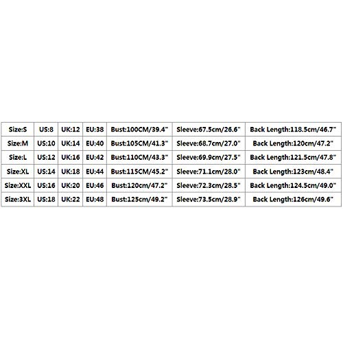 Top Donna Asimmetrico Balze Lungo Lunga Girocollo Blouse da Camicetta Longra Tunica a Taglie Camicie con Camicia Verde Camicia Felpa Shirt Manica Sciolta Elegante Casual Vestito Forti T qxPwBzY5n