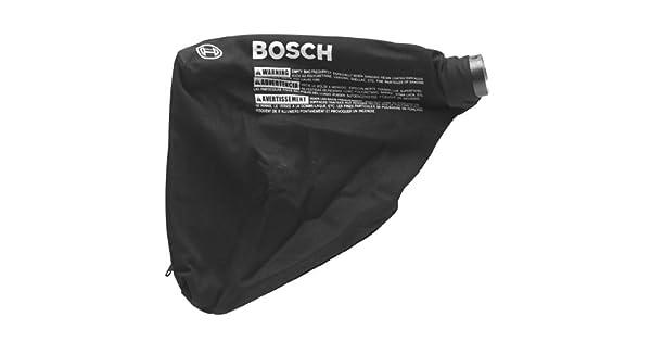 Amazon.com: Bosch sa1050 Bolsa para el polvo Asamblea para 4 ...
