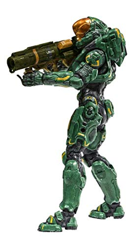 McFarlane Toys Halo 5: Guardians Series 2 Spartan Hermes Action Figure (Series 6 Halo)