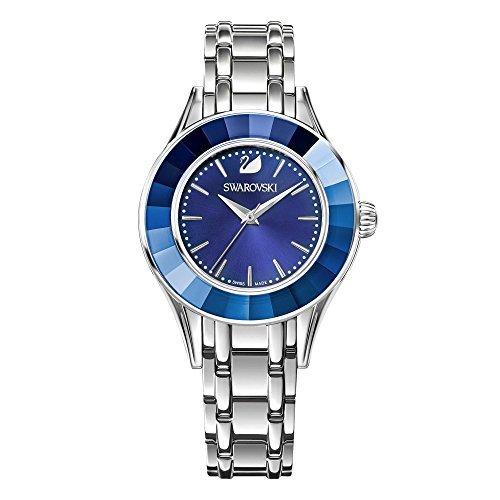 Ladies' Swarovski Alegria Blue Dial Watch 5194491 by Swarovski