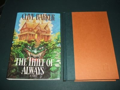 The Thief of Always: A Fable, Barker, Clive