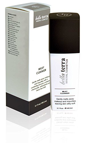 Terra firma cosmetics face the day facial cleanser