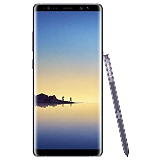 Samsung Galaxy Note8 64GB Unlocked GSM LTE Android Phone w/Dual 12 Megapixel Camera - Orchid Grey
