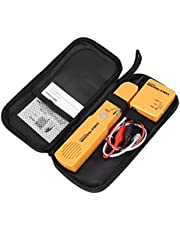 Kaxofang Cable Finder Tone Generator Probe Tracker Wire Network Tester Tracer KIT