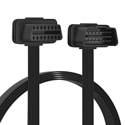 OBD2 16 Pin Extension Cable - Male to Female Extension Cable Diagnose 30cm