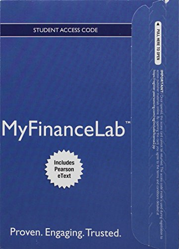 Myfinancelab F/Smart:Fund.Of Investing