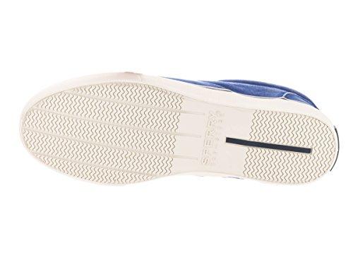 Sperry Top-sider Mænds Striper Ll Cvo Mode Sneaker Kongeblå ZaN4UEaGJ