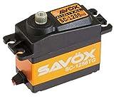#9: Savox SC-1256TG High Torque Titanium Gear Standard Digital Servo