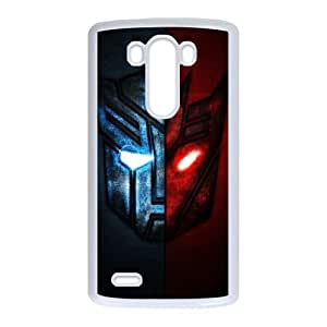 Transformers LG G3 Cell Phone Case White T9005743