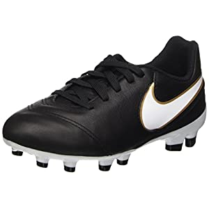 NIKE Youth Tiempo Legend VI FG Soccer Cleats (2)