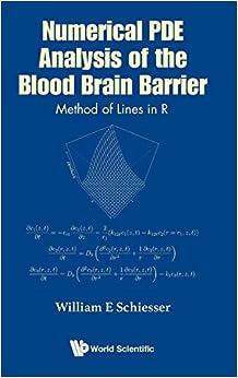 Como Descargar Desde Utorrent Numerical Pde Analysis Of The Blood Brain Barrier: Method Of Lines In R Libro Epub