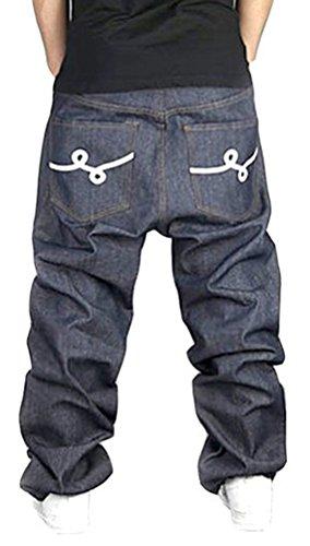 Denim Baggy Jeans - 3