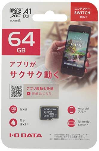 I–O Data MicroSD Card msda1Series