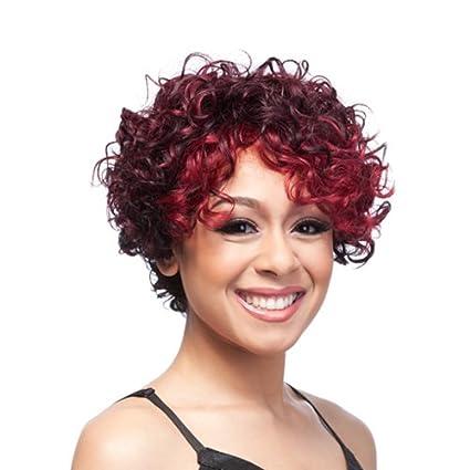 Amazon.com: ES UNA peluca peluca de cabello humano – HH ...