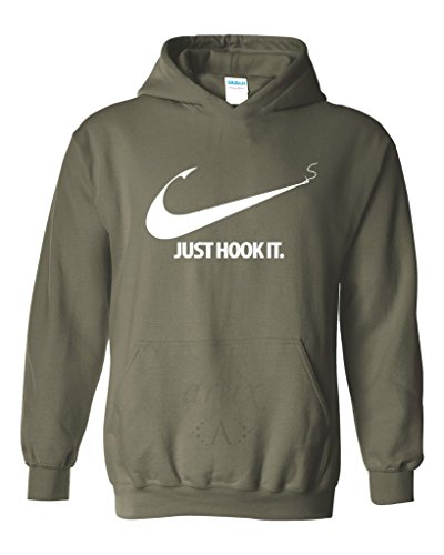 Artix Just Hook It Unisex Hoodie...
