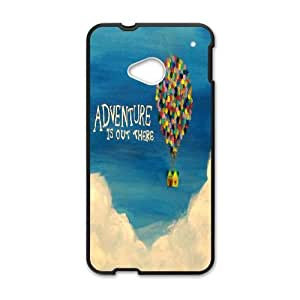 Adventure Is Out There HTC One M7 Cell Phone Case Black 8You013526