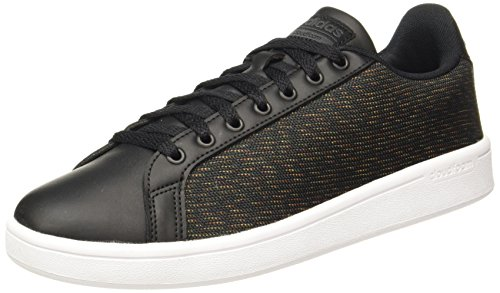 core core Black Black Schwarz Advantage Sneaker Herren Adidas Cloudfoam Black utility wnUpXq6CR
