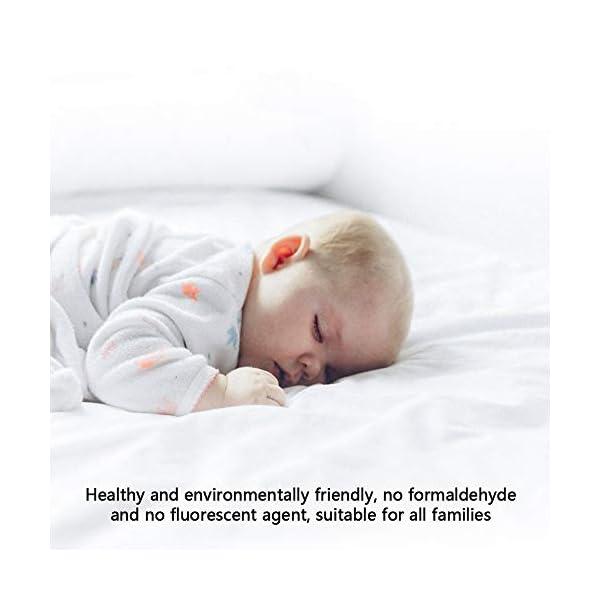 Zanzariera Avvolgente Completamente Pieghevole Sonno Tranquillo Prevenire Le Punture Di Insetti Bambino Anti-Caduta… 2 spesavip