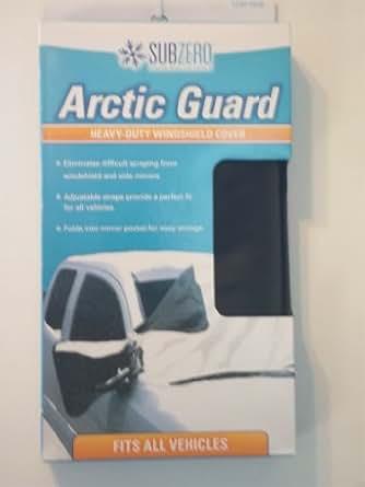 Arctic Guard Heavy-Duty Windshield Cover