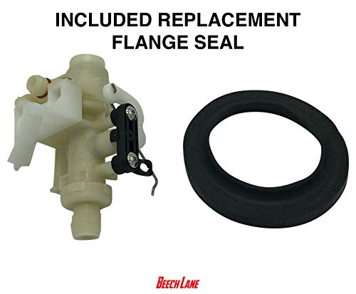 High Performance in Freezing Conditions Increased Lifespan Leak Resistant Compare to Thetford 31705 Valve Beech Lane Upgraded Toilet Water Module Assembly 31705 for Thetford Magic V Toilets