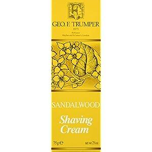 Geo F. Trumper Soft Shaving Cream in Tube, Sandalwood