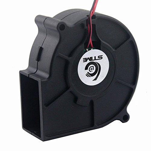 12v blower fan 75mm - 7