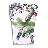 NURSE Gift Notepad ~ Nurses are the Heart of Healing Notepad with Pen ~ Beautiful ~ Appreciation ~...