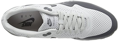 Nike Men's Air Max 1 Ultra Moire, BLACK/BLACK-WHITE Neutral Grey/Cool Grey/Dark Grey