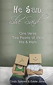 He Said, She Said - A Devotional Guide to Cultivating a Life of Passion
