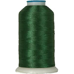 1000M No Threadart Polyester Machine Embroidery Thread By the Spool 300 Mahogany 220 Colors Available