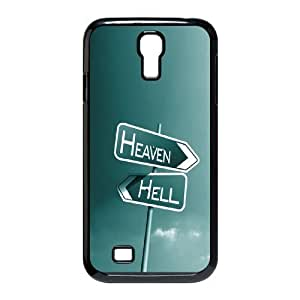 Cell phone case Of Artistic Bumper Plastic Hard Case For Samsung Galaxy S4 i9500