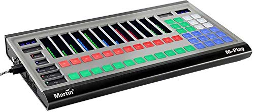 Elation M-Play 512-Ch DMX Lighting Controller