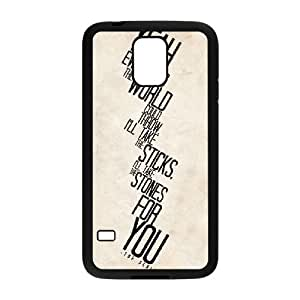 The Script Samsung Galaxy S5 Cell Phone Case Black yyfabd-349676