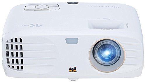 ViewSonic PX747-4K 4K Projector with 3500 Lumens, and HDMI Ideal for Home Theater