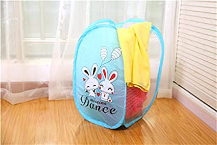 Amazon.com: Taka Co Laundry Hamper Bags Minions Folding ...