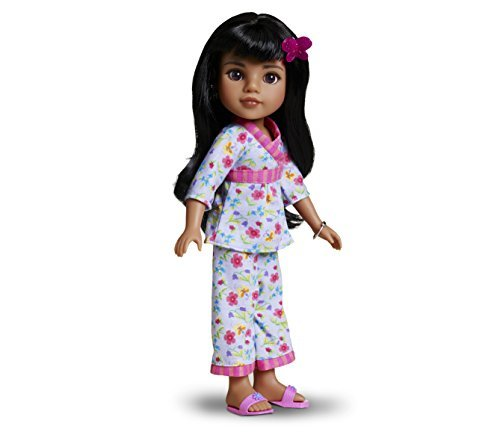 Hearts-for-Hearts-Basic-Fashion-Doll-Outfit-Tipi-PJ-Set-by-Hearts-for-Hearts-Girls
