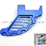 CNC Motorcycle Accessories Rear Brake Disc Guard Protector FOR KTM 65SX 65XC 85SX 85XC 150SX 150XC 125SX 125EXC 150SX (Blue)