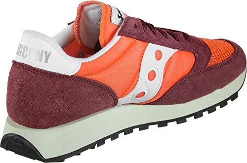 Vintage Rot Original Schuhe Jazz Orange Saucony EvaSq4WPa