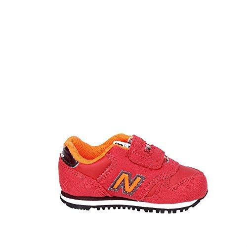 New Balance - New Balance- Zapatillas niños KV373Z6I - W14446 rojo/naranja