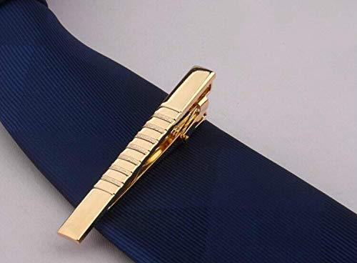 KinTTnyfgi Clips de Corbata de Metal Vintage para Empresas Novio ...