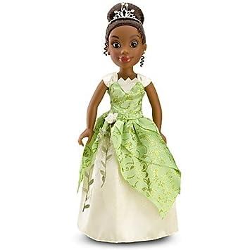 Amazon disney princess me 18 inch doll set tiana toys games disney princess me 18 inch doll set tiana altavistaventures Choice Image