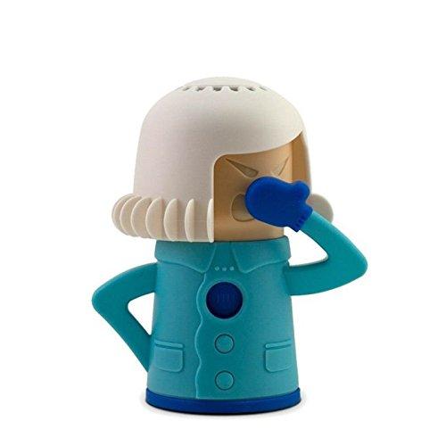 bureze Cool Mama microondas horno limpiador de vapor microondas ...