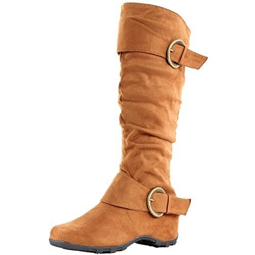 West Blvd Dhaka Knee High Riding Boots -  LYSB00PMIGFZE-WMNFSHSHOE