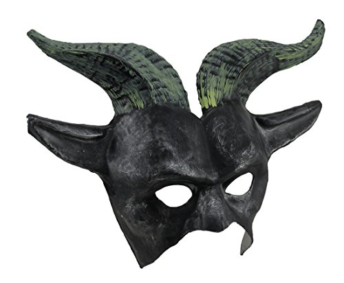 Bauer Pacific Hades Long Horned Mask