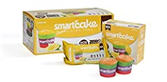 The Smartcake goes beyond Gluten Free. Its most unique feature is the combination of being gluten free and net zero carbs. There are no sugars and no starches in the product, which makes it ideal for people with carbohydrate restricted diets,...