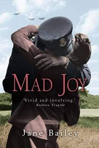 book cover of Mad Joy
