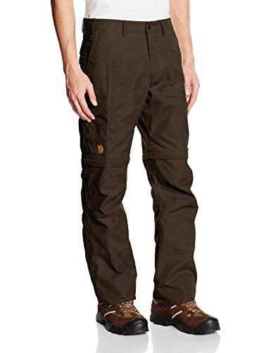 Fjällräven Karl Gentlemen olive (Size: 52) zip pants by Fjallraven