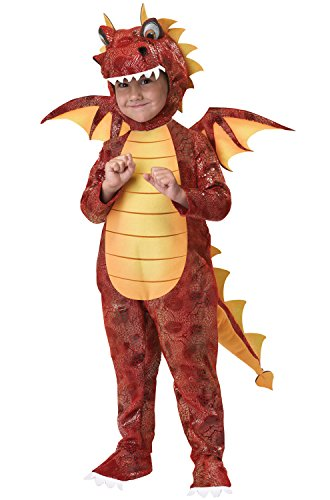 California Costumes Fire Breathing Dragon Toddler Costume, -