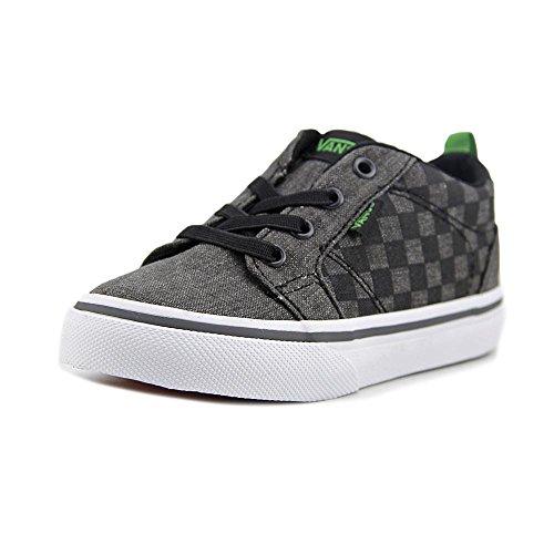 Vans Bishop Slip-On Toddler US 8 Gray Sneakers - Buy Online in Oman ... c730b38fd