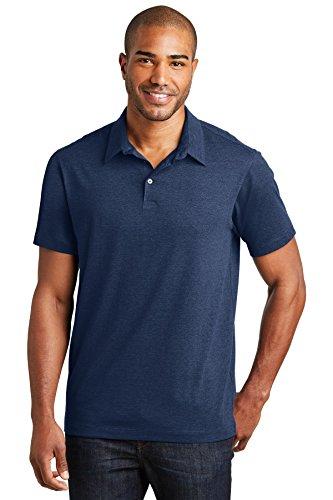 Port Authority Meridian Cotton Blend Polo. K577 Estate Blue (Meridian Polo Shirt)